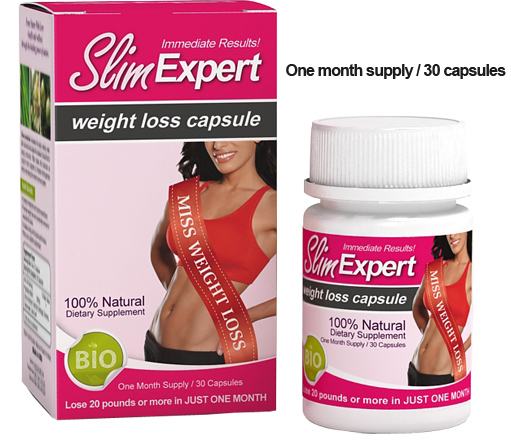 Slim Expert Weight Loss Capsule